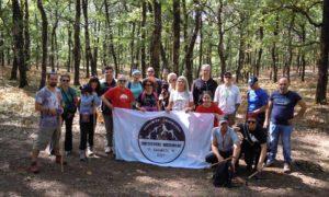 Φολόη: Στα βήματα του Ηρακλή και των Κενταύρων με τους Περιηγητές Μεσσηνίας
