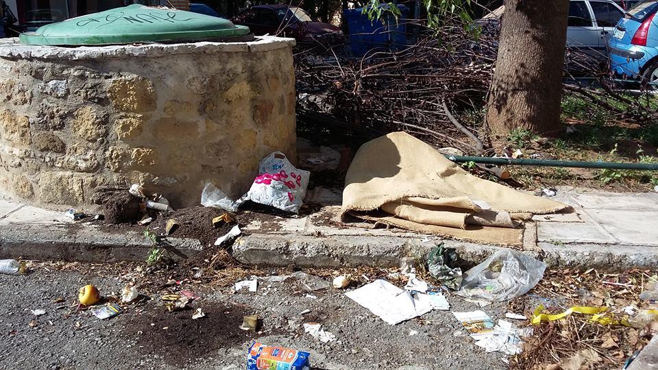 "Bασιλόπουλος: ""Η καθαριότητα ενισχύθηκε αλλά να βοηθήσουν και οι δημότες"""
