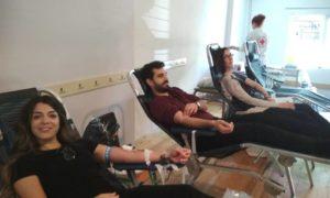 Εκπαιδευτικοί Πρωτοβάθμιας Εκπαίδευσης: 45 φιάλες αίματος από την εθελοντική αιμοδοσία