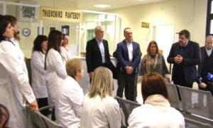 """Ξανθός σε νοσοκομειακούς ιατρούς: """"Θα πάρετε αναδρομικά και θα προσληφθούν 650 ιατροί"""""""