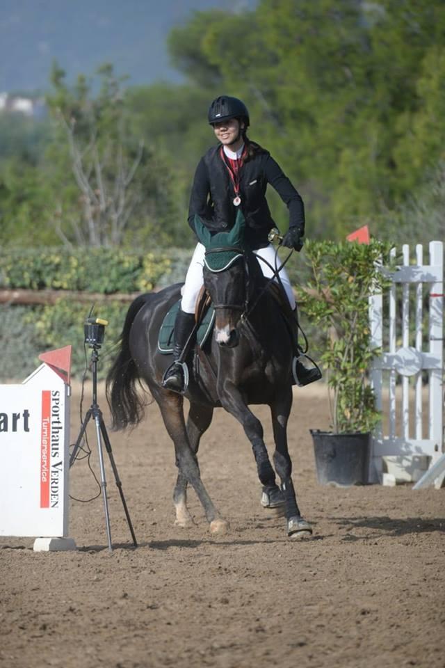 Ιππικός Όμιλος Καλαμάτας: 3 χρυσά και 2 αργυρά στο Grand Prix του ΙΟΒΟΠ!