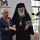Ο Αρχιεπίσκοπος Ιερώνυμος τίμησε τον Καθηγητή Πέτρο Θέμελη στη Μεσσήνη