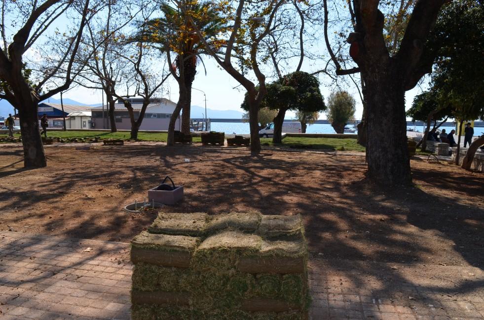 Πράσινος χώρος αναψυχής το πάρκο του Πανελληνίου