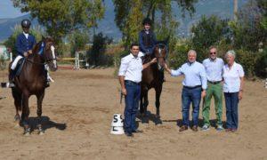 Ιππικός Όμιλος Καλαμάτας: Με επιτυχία διεξήχθη ο 5ος αγώνας TRM – Balaton Hellas