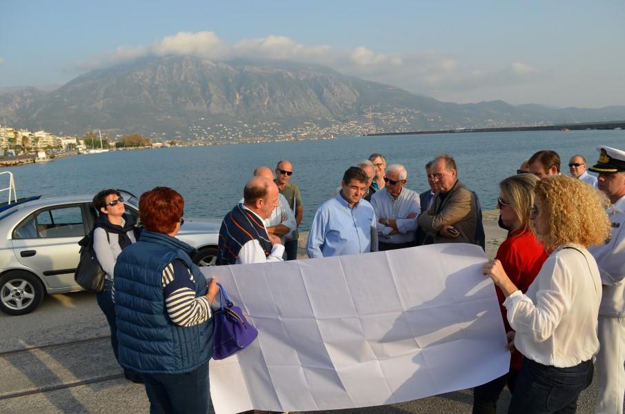 """Λιμάνι Καλαμάτας: Ελκυστικό για κρουαζιέρα, αλλά με πολλά ζητήματα """"στον αέρα"""""""