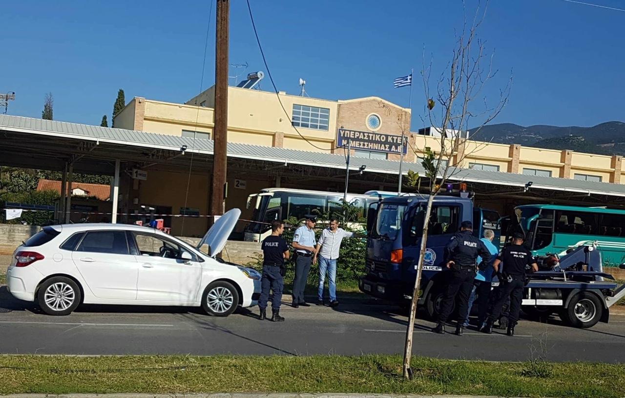 Καλαμάτα: Aυξημένα μέτρα λόγω της επίσκεψης Σταϊνμάγιερ