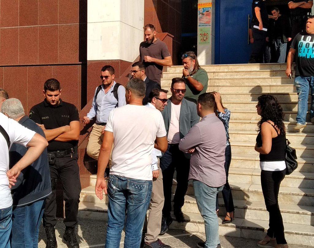 Αναβλήθηκε η δίκη για την επίθεση στον Κωνσταντινέα