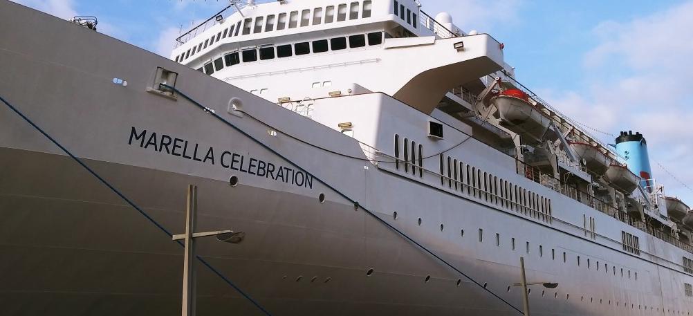 """1.230 τουρίστες με το κρουαζιερόπλοιο """"Marella Celebration"""" στην Καλαμάτα"""