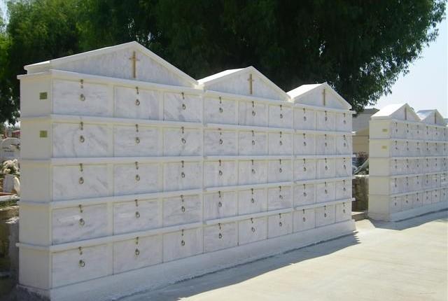 Nεκροταφείο Καλαμάτας: Σύμβαση για 120 νέες οστεοθήκες