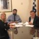 """""""Έπεσαν"""" οι υπογραφές για αθλητικά έργα στον Δήμο Μεσσήνης"""