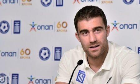 Παπασταθόπουλος: «Στόχος της Εθνικής η πρωτιά στον όμιλο»