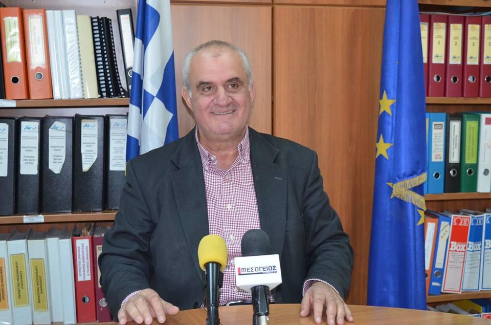 """Αργυράκης: """"Γιατί θα είμαι υποψήφιος ξανά με τον Πέτρο Τατούλη"""""""
