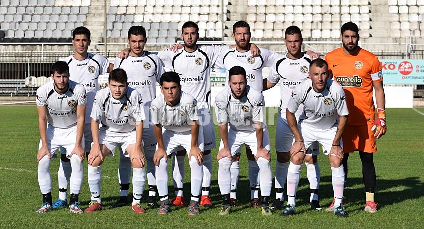 Μάνη- Καλαμάτα 1-0: Οι ψυχωμένοι Μανιάτες έκαναν την έκπληξη!