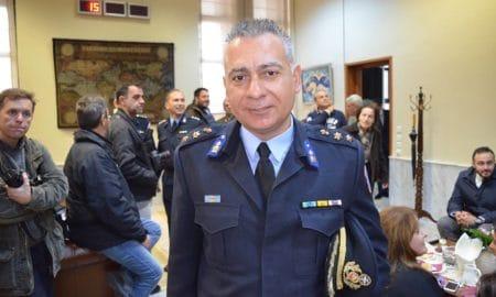 Νέος Διοικητής της Πυροσβεστικής Υπηρεσίας Καλαμάτας ο αντιπύραρχος Δ. Γεωργανάς