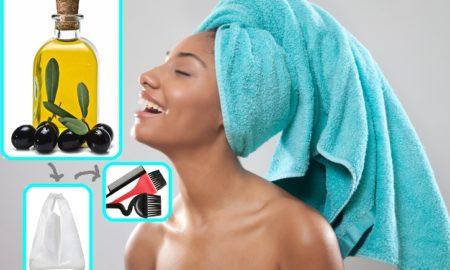 Πέντε τρόποι που το ελαιόλαδο βοηθάει τα ξηρά μαλλιά