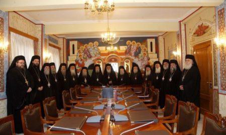 Συνεδριάζει εκτάκτως η Σύνοδος της Ιεραρχίας της Εκκλησίας της Ελλάδας