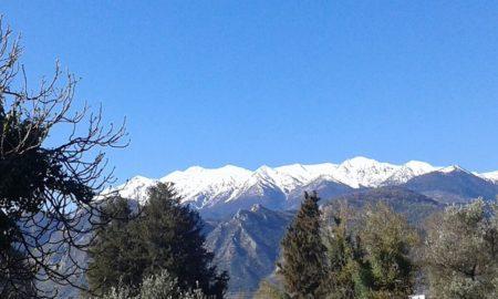 Μεγάλη πιθανότητα για τα πρώτα χιόνια στον Ταύγετο!