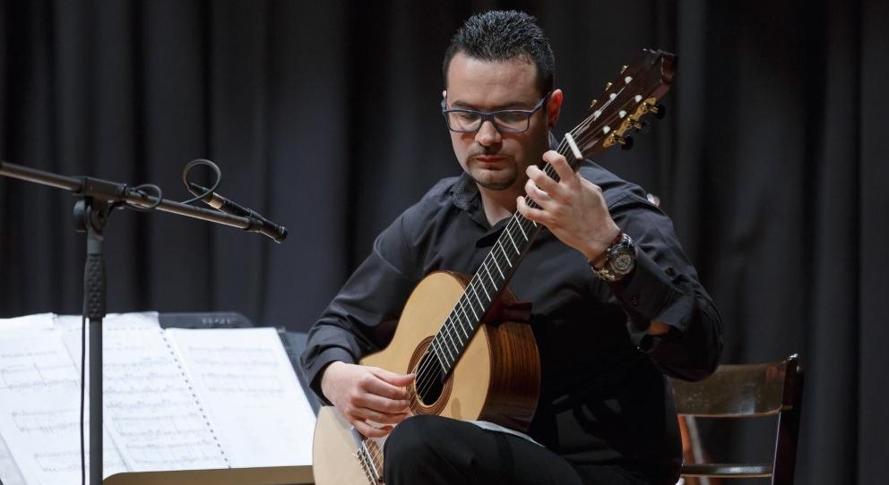8ο Φεστιβάλ Κιθάρας: Ρεσιτάλ κιθάρας στο Μέγαρο Χορού Καλαμάτας