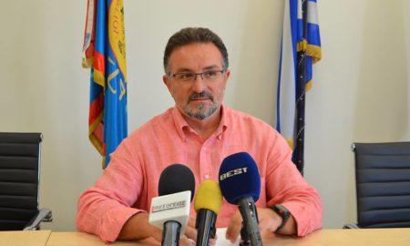 Yποψήφιος δήμαρχος Καλαμάτας ο Νίκος Μπασακίδης