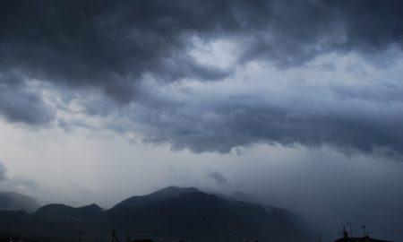 Προσεχώς βροχές, καταιγίδες, ριπές ανέμου και αφρικανική σκόνη!