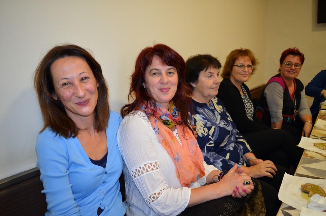 "Erasmus +: Γερμανοί εκπαιδευτικοί στο ελαιοτριβείο ""Καρβέλη"""