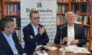 """Μαλλιάς: """"Αυτό το όνομα επιδιώκαμε διαχρονικά για τη συμφωνία με τους Σκοπιανούς"""""""