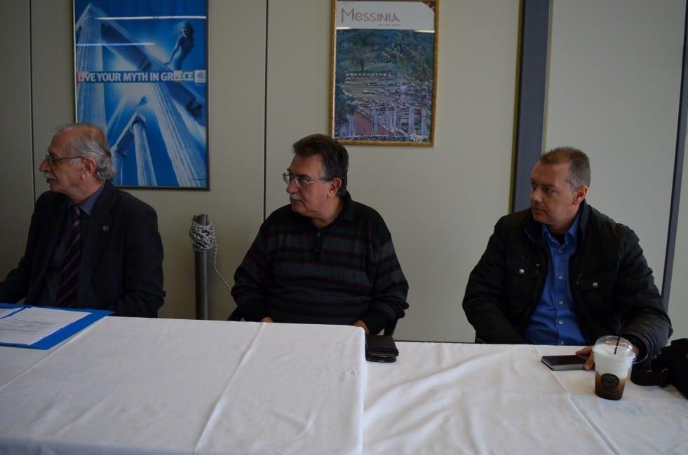 Β. Αλεβιζόπουλος: «Η Fraport ήρθε για να πάρει και όχι να ξοδέψει χρήματα και να κάνει επενδύσεις»