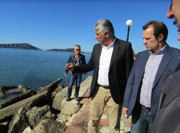 Έκτακτη χρηματοδότηση στον Δήμο Πύλου Νέστορος ανακοίνωσε ο Δέδες