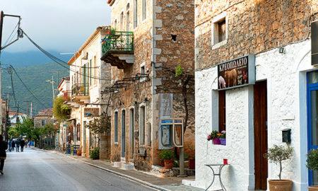Τουρ σε έξι όμορφα χωριά της Πελοποννήσου
