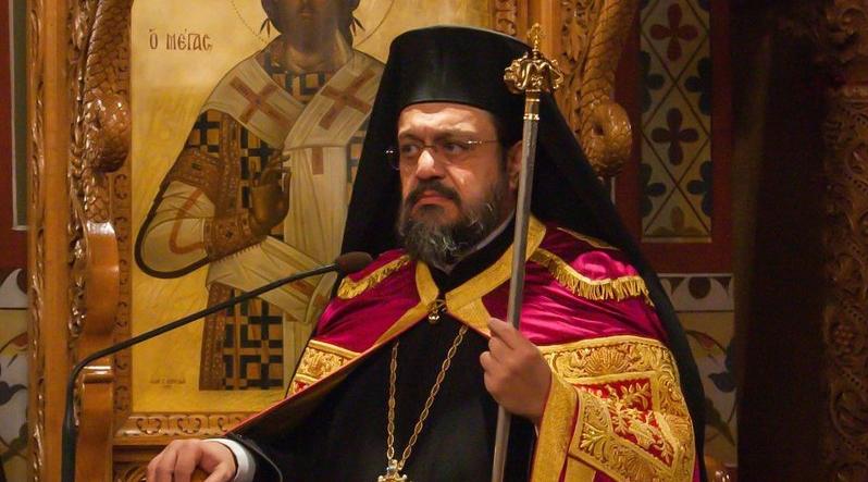 Γιορτάζει την Τρίτη ο Μητροπολίτης Μεσσηνίας Χρυσόστομος