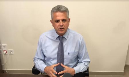 Υποψήφιος δήμαρχος Καλαμάτας και ο Παύλος Μπουζιάνης
