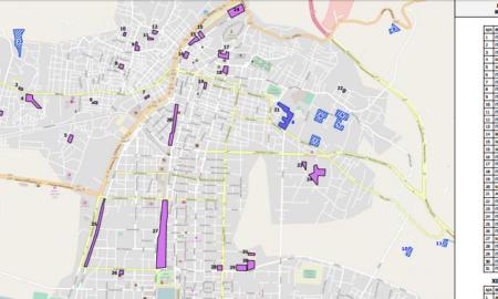Πάρκο Σιδηροδρόμων: Ο μεγαλύτερος χώρος συνάθροισης κοινού σε περίπτωση σεισμού στην Καλαμάτα