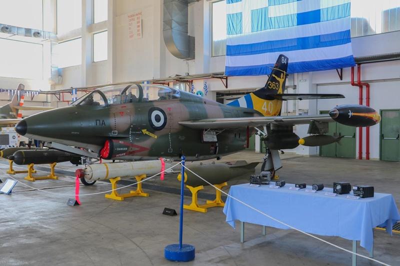 Η Πολεμική Αεροπορία γιορτάζει – Το πρόγραμμα στην 120 ΠΕΑ