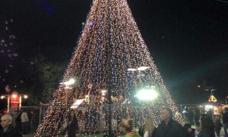 Δήμος Μεσσήνης: Απόψε στις 19:00 φωταγωγείται το δέντρο