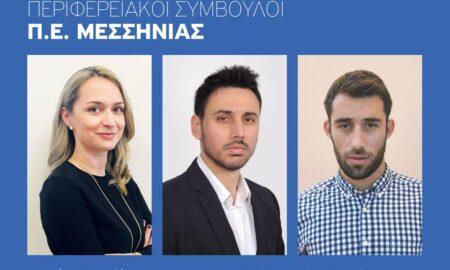 """Με τρεις νέους υποψήφιους """"απάντησε"""" ο Νίκας στον Τατούλη"""