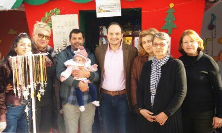 Τρίτεκνοι Μεσσηνίας: Κάλεσμα στο σπιτάκι στην πλατεία