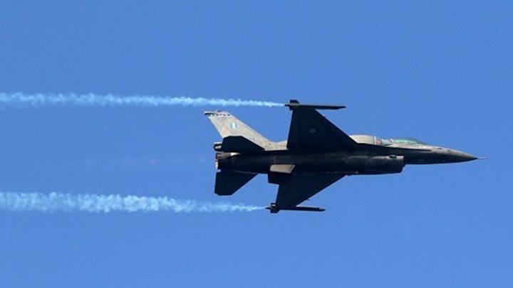Πιλότοι F-16 made in… Καλαμάτα