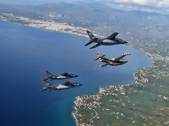 Χρυσομάλλης: Να γίνει η 120ΠΕΑ Διεθνές Κέντρο Εκπαίδευσης Πιλότων και βάση μη επανδρωμένων αεροσκαφών