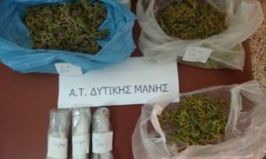 52χρονος συνελήφθη στις Γαϊτσές για χασίς και σπόρους κάνναβης