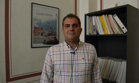 Βασιλόπουλος: Κάλεσμα συμπόρευσης και συνεργασίας προς όλες τις υγιείς δυνάμεις