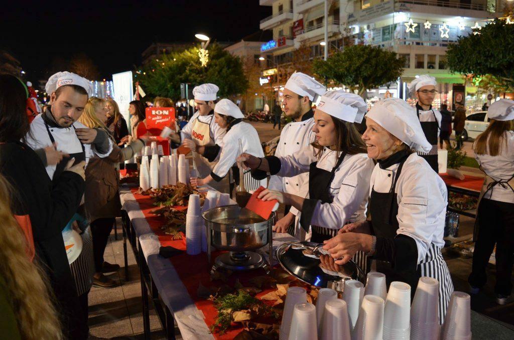 """Εκπ.Μπουγά- ΙΕΚ """"Ορίζων"""": Χριστουγεννιάτικη εκδήλωση απόψε στην κεντρική πλατεία Καλαμάτας!"""