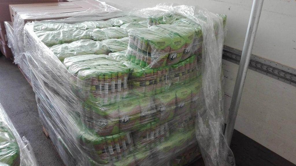 Ξεκίνησε η διανομή τροφίμων από το ΤΕΒΑ στην Κεντρική Αγορά Καλαμάτας