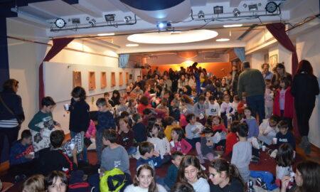 Εκπ.Μπουγά: Βραδιά οικογενειακού cinema και σύνδεση με ελληνόφωνο Σχολείο της Βοστώνης!