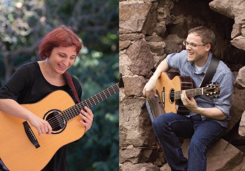 Συναυλία για σόλο fingerstyle ακουστική κιθάρα στο Μέγαρο Χορού