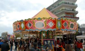 Καρουζέλ τον Δεκέμβριο στην κεντρική πλατεία θέλει ο Δήμος Καλαμάτας