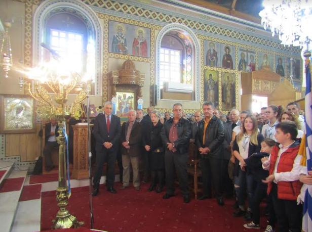 Mεθώνη: Με λαμπρότητα γιόρτασε τον πολιούχο της Άγιο Νικόλαο