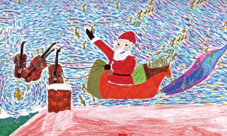 Χριστουγεννιάτικη Συναυλία από το Μουσικό Σχολείο Καλαμάτας
