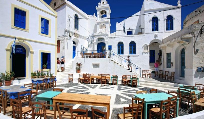 Δήμος Καλαμάτας: 102 κιλά ελαιόλαδο για τα καντήλια των εκκλησιών στη Νίσυρο