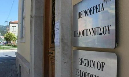 """Πατσαρίνος: """"Τεράστιες δαπάνες στην Περιφέρεια Πελοποννήσου για ενοικίαση χώρων"""""""