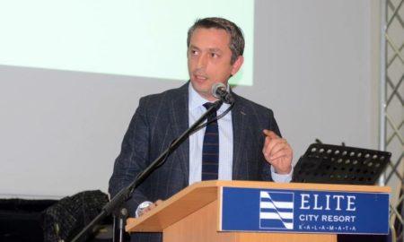 Μαντάς: «Με υπογραφή Τατούλη, εκατοντάδες εταιρίες στην Πελοπόννησο οδηγούνται σε λουκέτο…»